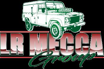 LR Engine Mecca Logo