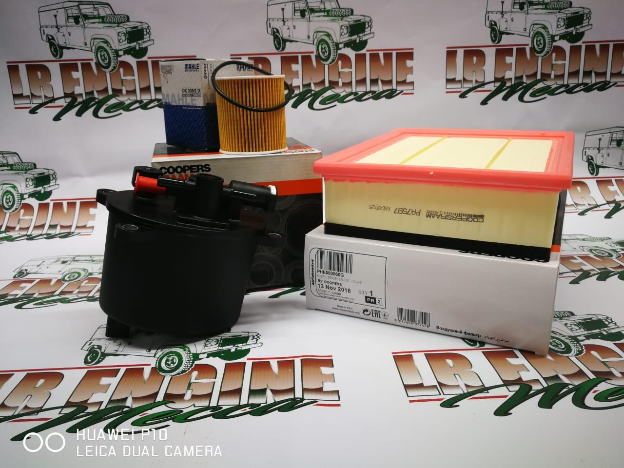 Puma service kit